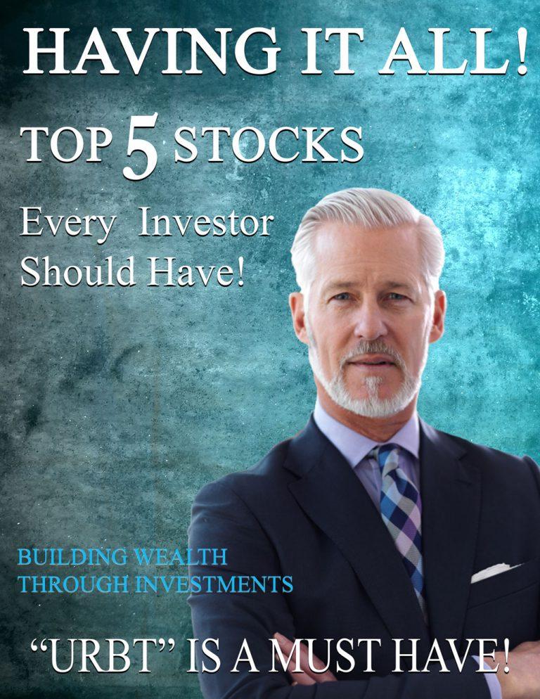 bob graybar urbt top 5 investments