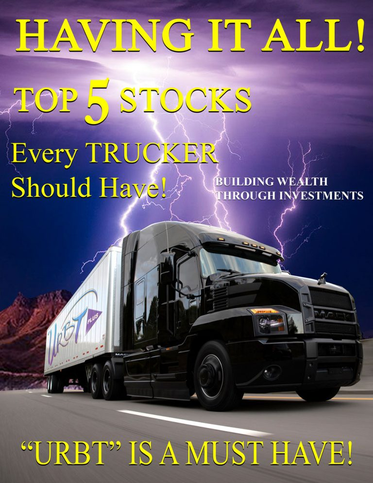 The top 5 stocks every trucker should have