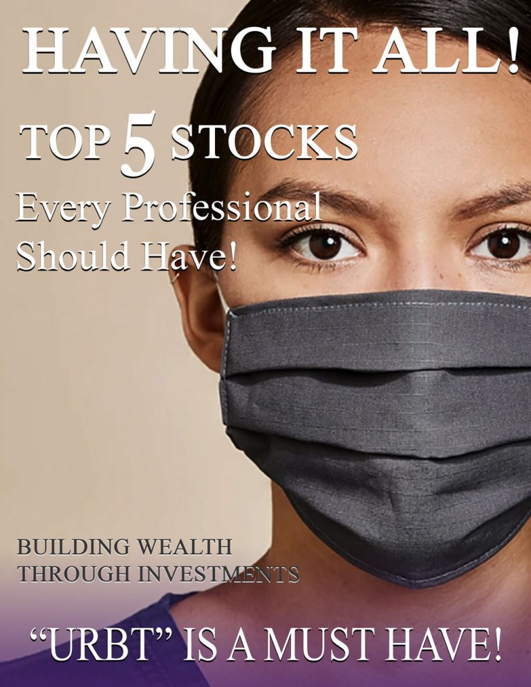 Top five stocks every professional should have.